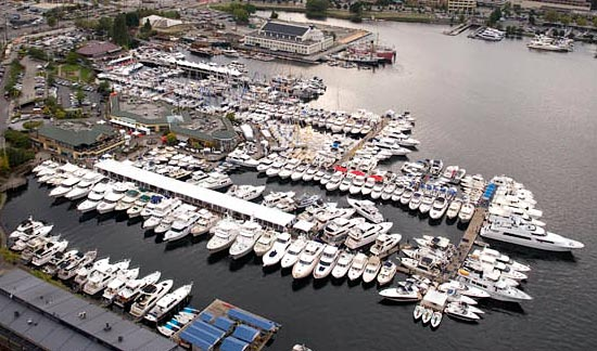South Lake Union Boat Show