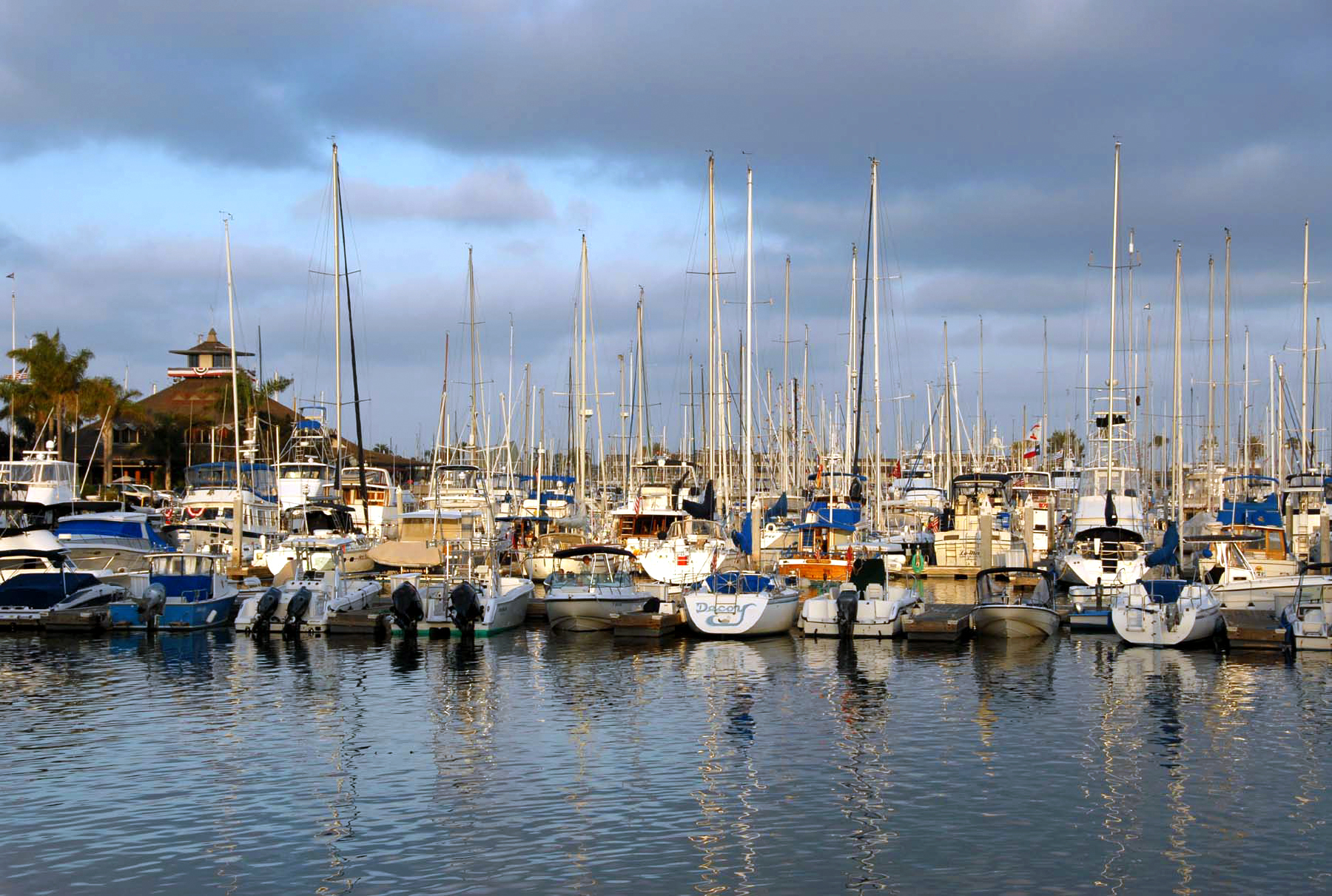 San Diego Unified Port District Boating Plan