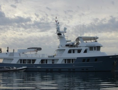 120 Delta Expedition Yacht