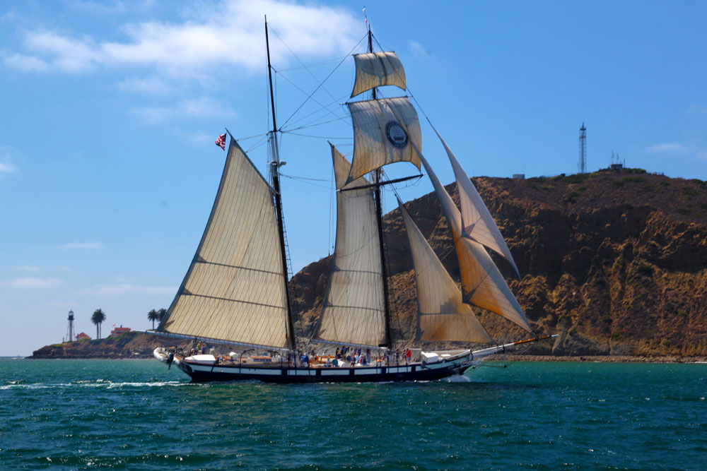 California-Sail---San-Diego,-yacht-insurance-2014-calendar-oversea-insurance