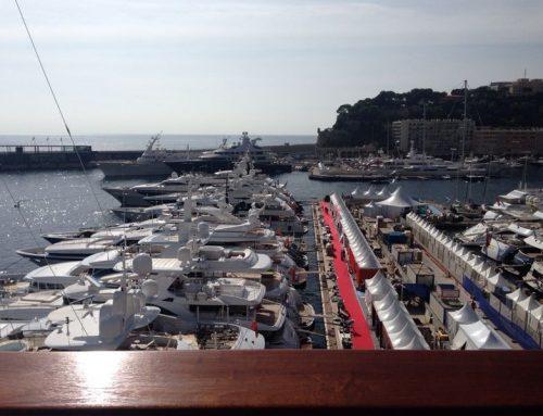 2014 Monaco Yacht Show is Full Swing