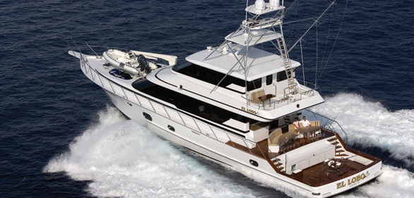 Affinity Yachts, an Oversea Insurance client