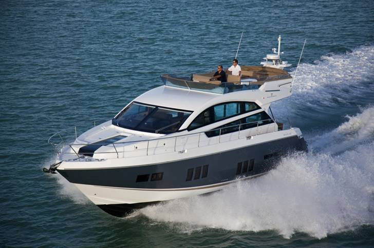 2013 – Fairline Targa